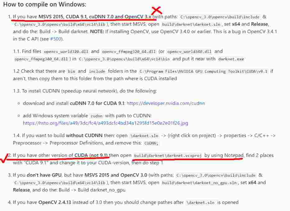 Windows下YOLOv3配置教程(YOLOv3项VS2013平台迁移的方法) - 神评网