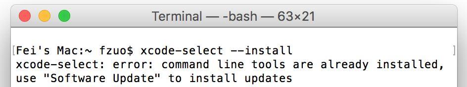 OS X上安装Homebrew和GCC的图文攻略- 神评网