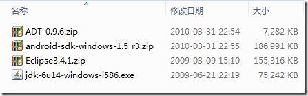 Windows7部署Android开发环境傻瓜式教程(Eclipse+ADT) (转)