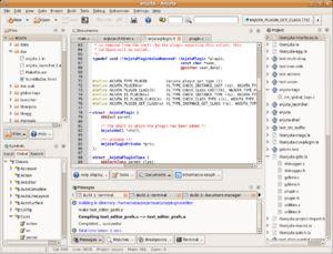 linux下c/c++ IDE开发工具介绍