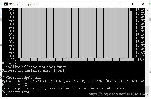 python pytorch】windows 10 深度学习框架pytorch安装- 神评网