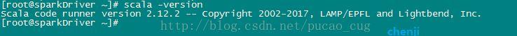Linux安装单机版Spark(CentOS7+Spark2.1.1+Scala2.12.2)