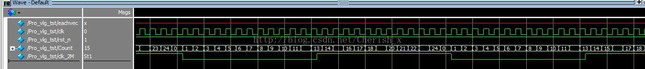 FPGA利用待分频时钟实现任意分频