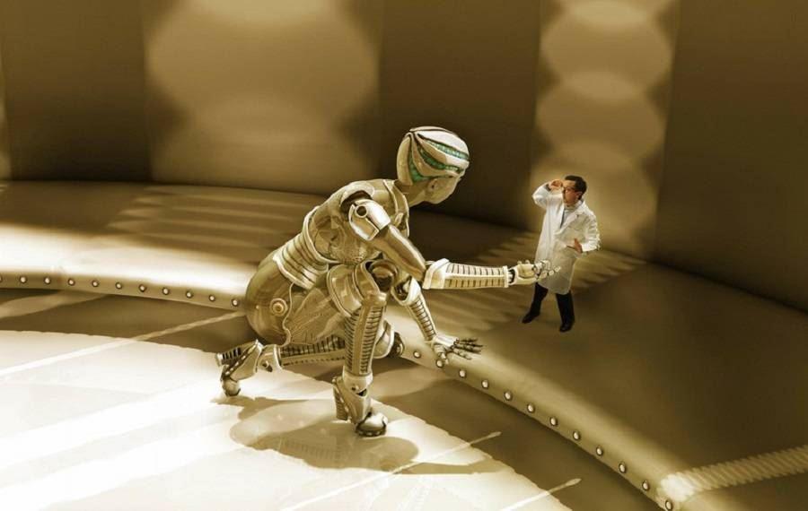 AI落地机器人,如何在慢赛道里快起来?