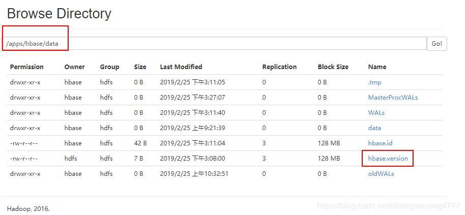 [Hbase错误]-----删除DataNode的坏块后,启动Hbase报错找不到hbase.version文件