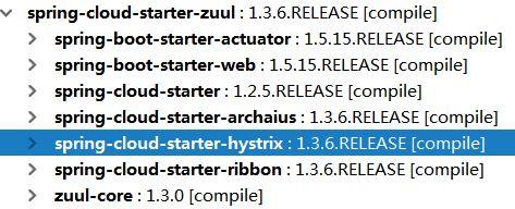【SpringCloud】Zuul在何种情况下使用Hystrix
