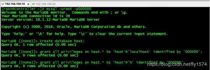 (十)OpenStack---M版---双节点搭建---Heat安装和配置