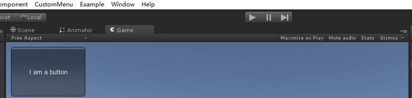 【Unity3d编辑器从入门到精通】标准的编辑器功能之方便开发调试