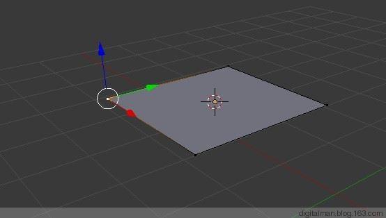 数字人轻松学习Blender系列之八:建模-2