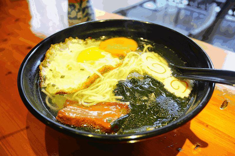 [味道]老板,要一碗面,帮我加两个煎蛋…
