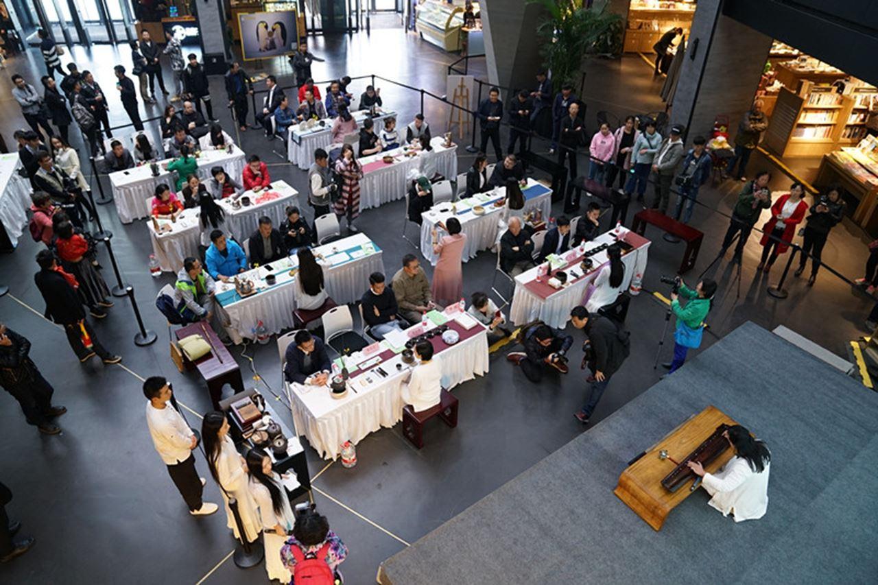 初冬品世界香茗,尽在西部茶博会 第5届西部茶博会26日盛大开幕