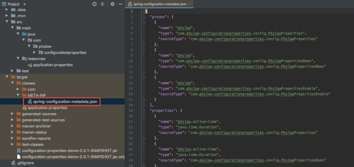 【Springboot】注解@ConfigurationProperties让配置整齐而简单
