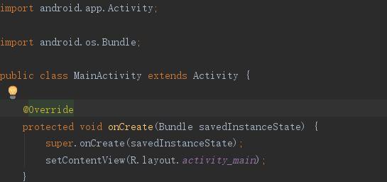 cannot resolve symbol AppCompatActivity